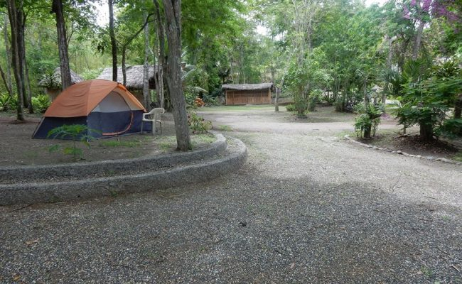 area camping