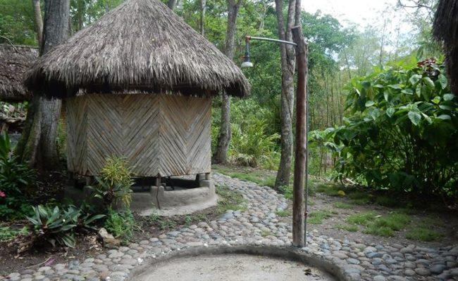 duchas area camping